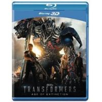 Transformers: A kihalás kora (Blu-ray3D + Blu-ray)