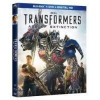 Transformers: A kihalás kora - limitált, fémdobozos változat (2 Blu-ray)