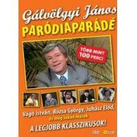 Gálvölgyi János: Paródiaparádé (DVD)