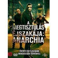 A megtisztulás éjszakája: Anarchia (DVD)