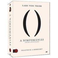 A nimfomániás 1-2.  (2 DVD) *Rendezői változat*