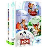 Disney klasszikusok gyűjtemény 3. (4 DVD)