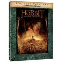 A hobbit: Smaug pusztasága - bővített, extra változat (5 DVD)