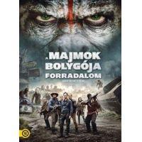 A majmok bolygója - Forradalom (DVD)