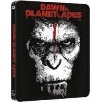A majmok bolygója - Forradalom - limitált, fémdobozos változat (steelbook) (Blu-ray3D+Blu-ray)