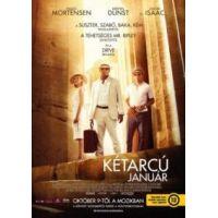 Kétarcú január (DVD)