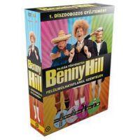 Benny Hill gyűjtemény 1. (4 DVD)