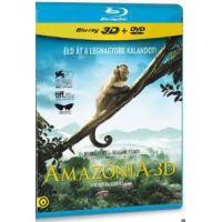 Amazónia (Blu-ray 3D+DVD)