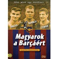 Magyarok a Barcáért (DVD)