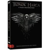 Trónok harca: 4. évad (5 DVD)