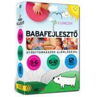 Babafejlesztő (3 DVD)