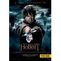 A hobbit: Az öt sereg csatája - duplalemezes, extra változat (2 DVD)