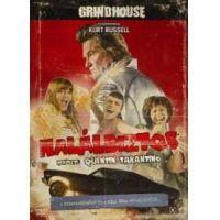 Grindhouse - Halálbiztos (DVD)