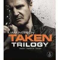 Elrabolva 1-3. gyűjtemény (3 DVD)