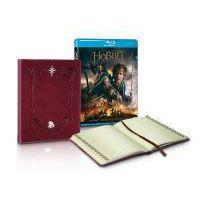 A hobbit: Az öt sereg csatája - duplalemezes, extra változat (2 Blu-ray) + Bilbó naplója