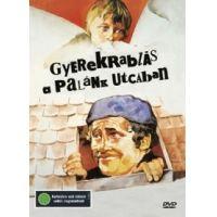 Gyerekrablás a Palánk utcában (DVD)