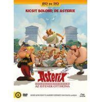 Asterix: Az Istenek otthona (2D-s és 3D-s változat) (DVD)