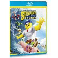 Spongyabob: Ki a vízből! (Blu-ray)