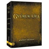 A Gyűrűk Ura trilógia (bővített változat) (6 DVD)