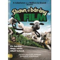 Shaun, a bárány: A film (DVD)