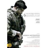 Amerikai mesterlövész (DVD)