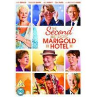 Keleti nyugalom - A második Marigold Hotel (DVD)