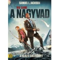 Big Game: A nagyvad (DVD)
