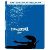 James Bond - Tűzgolyó - limitált, fémdobozos változat (steelbook) (Blu-ray)