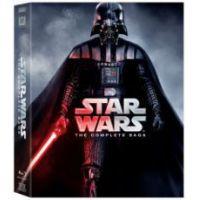 Star Wars - A teljes sorozat (I-VI. rész) (9 Blu-ray) (új változat)