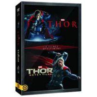Thor gyűjtemény (Thor 1-2.) (2 DVD)