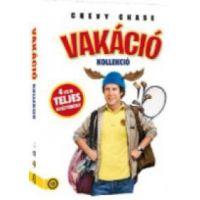 Vakáció kollekció (Chevy Chase gyűjtemény) (4 DVD)