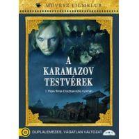 A Karamazov testvérek (2 DVD)