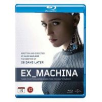 Ex Machina (Blu-Ray)