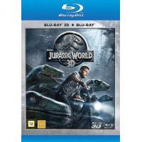 Jurassic World (3D Blu-Ray + Blu-ray)