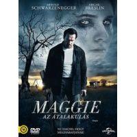 Maggie - Az átalakulás (DVD)