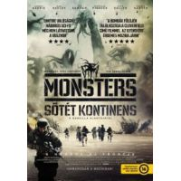 Monsters - Sötét kontinens (DVD)