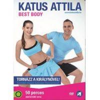 Katus Attila - Tornázz a királynővel (DVD)