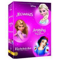 Disney hősnők díszdoboz 3. (3 DVD)