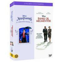 Mary Poppins / Banks úr megmentése díszdoboz (2 DVD)