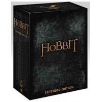 A hobbit trilógia (bővített változatok gyűjteménye (15 DVD) *21806*