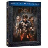 A hobbit: Az öt sereg csatája - bővített, extra változat (3 Blu-ray) *21776*