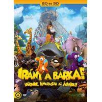 Irány a bárka! (DVD) (2D-s és 3D-s változat)