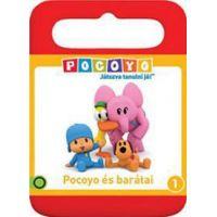 Pocoyo és barátai 1-13. rész - Pocoyo és barátai (DVD)