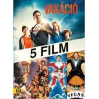 Vakáció gyűjtemény (5 DVD)