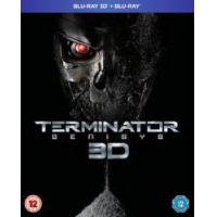 Terminator: Genisys (3D Blu-Ray+BD)