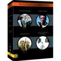 A 70-es évek klasszikusai gyűjtemény (4 DVD)