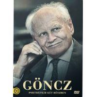 Göncz Árpád- Portréfilm két részben (DVD)