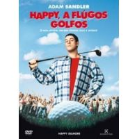 Happy, a flúgos golfos (DVD)