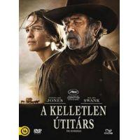 A kelletlen útitárs (DVD)