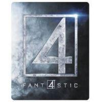 A Fantasztikus Négyes (2015) limitált, fémdobozos változat (steelbook) (Blu-Ray)
